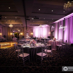 Wedding Reception at Hotel Roanoke