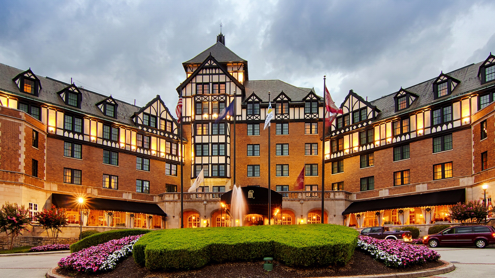 Offers at The Hotel Roanoke & Conference Center