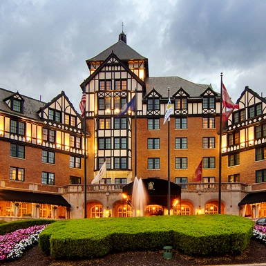 Hotel Roanoke in Virginia
